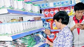 Người kinh doanh sữa được xác định giá bán lẻ