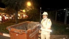 Giải quyết nợ lương cho công nhân vệ sinh môi trường