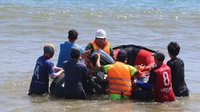 Đã tìm thấy thi thể Giám đốc Ban quản lý cảng tắm biển bị mất tích