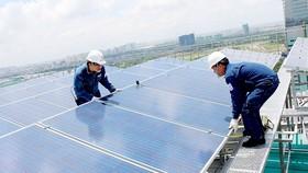 Tiết kiệm hiệu quả từ điện Mặt trời