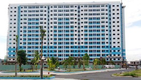 Dự án khu dân cư 584 Tân Kiên