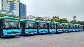 Đầu tư 970 xe buýt, giai đoạn 2014-2017