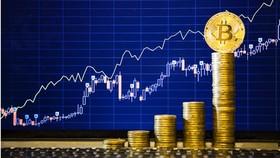 Bitcoin tiếp tục lập kỷ lục mới 14.000 USD tại thị trường châu Á