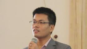 圖為中央經濟管理研究院所屬宏觀經濟委員會主任阮英陽。(資料圖來源:互聯網)
