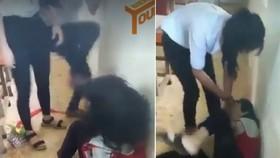 3女生爭風吃醋毆打同學被留班