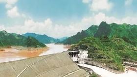 和平水電站。(圖源:互聯網)
