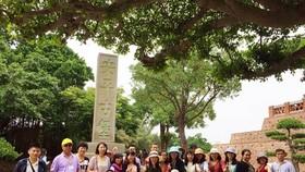 凱勝獎勵團走訪臺南安平古堡。(示意圖源:貿協提供)