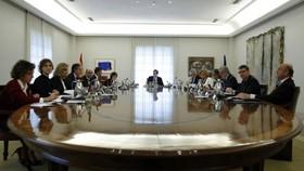 西班牙政府審議接管加泰羅措施