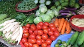 近日降雨量多導致蔬菜減產價格飆漲。(示意圖源:互聯網)