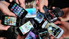 智能手機市場升溫。(示意圖源:互聯網)