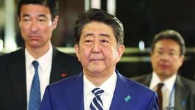 日自民黨獲得眾院過半數議席成定局