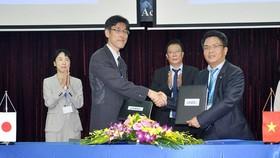 Lãnh đạo VNSC và JAXA ký kết thỏa thuận hợp tác về trao đổi dữ liệu vệ tinh