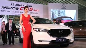 Xuất xưởng Mazda CX-5 phiên bản mới