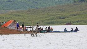 Huy động lực lượng tìm kiếm nạn nhân mất tích trên sông Đồng Nai
