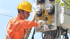 Khách hàng giám sát được quá trình sử dụng điện khi trang bị công tơ điện tử