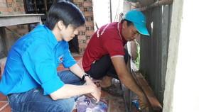 Tuổi trẻ ngành cấp nước TPHCM: 28 công trình phục vụ dân sinh