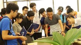 """Startup Fuky giao lưu với sinh viên trong ngày """"Open day"""""""