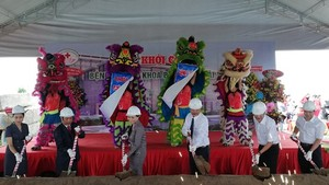 $59.8 million private infirmary breaks ground in Mekong delta