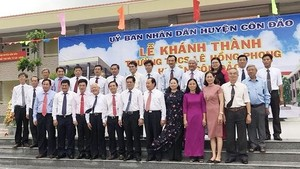 Gov't inaugurates new school in Con Dao island