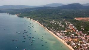 A corner of Phu Quoc island district (Source: VNA)