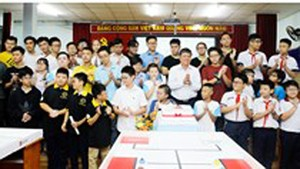 Vietnam team well prepared for WRO 2018