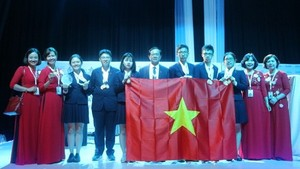 All Vietnamese competitors bag prizes at IJSO
