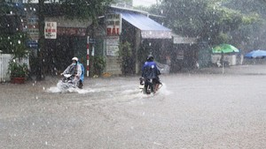 Heavy downpours continue hitting nationwide from December 14-16