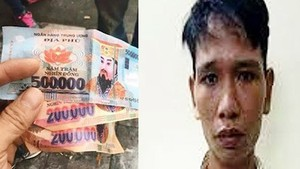 Trần Văn Phong and the fake note