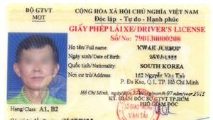 市交通運輸廳:外籍人士換領越南駕照遞增。(示意圖源:互聯網)
