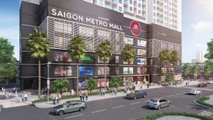 Saigon Metro Mall -對投資商高有吸引力的貿易中心