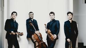 來自法國的阿羅德弦樂四重奏(Quatuor Arod)成為當前新生代最受矚目的室內樂團體。(圖源:主辦單位提供)