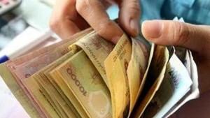 勞動與榮軍社會部:勞動者月均收入為 562 萬元。(示意圖源:互聯網)