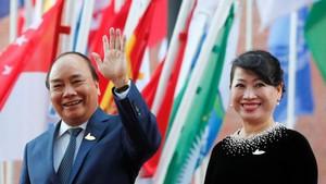 政府總理阮春福偕夫人將率領越南高級代表團從本月13至15日,前往新加坡出席第三十三屆東盟(東協)峰會與相關高級會議。(圖源:路透社)