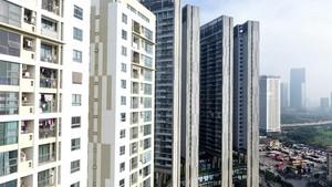 房地產被抬高售價供求失衡。(示意圖源:互聯網)