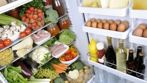 冰箱食物超期儲存危害大。(示意圖源:互聯網)