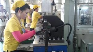 生產行業對年輕人逐漸失去其吸引力。