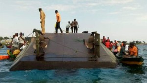 At least 44 dead in Tanzania as ferry capsizes in Lake Victoria