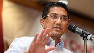 Malaysian Minister of Economic Affairs Mohamed Azmin Ali (Photo: www.thestar.com.my)