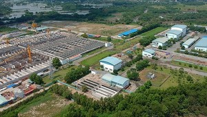 93 percent of industrial parks along Dong Nai river set up waste water treatment