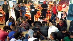A total of 45,499 illegal immigrants were arrested by the Immigration Department of Malaysia between January 1 and December 6 (Photo courtesy of the department)
