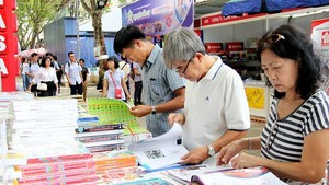 Korean book copyright festival to be held in HCMC