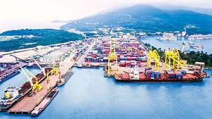 Total investment capital in Lien Chieu seaport estimated over VND32 trillion