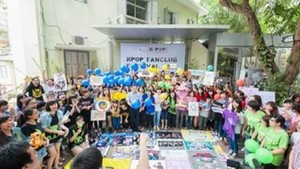 An event at the Korean Culture Centre in Hanoi (Source: baochinhphu.vn)