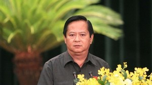 Former vice chairman of the Ho Chi Minh City People's Committee Nguyen Huu Tin (Source: VNA)