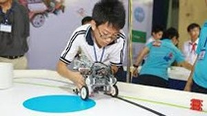 Robot contest to be enclosed in Olympiad competition