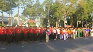 Over 3,000 people in Dong Thap run for public health