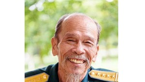 Vietnamese jet fighter ace Nguyen Van Bay (Photo: SGGP)