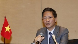 Vietnamese Minister of Industry and Trade Tran Tuan Anh attends first meeting of CPTPP Commission in Tokyo (Source: VNA)