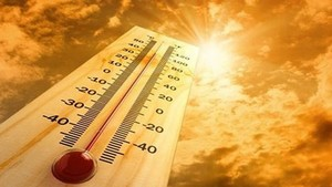Temperature exceeds 40- 41 degrees Celsius  in the Northern and Central regions