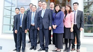 HCMC learns about artificial intelligence in Germany